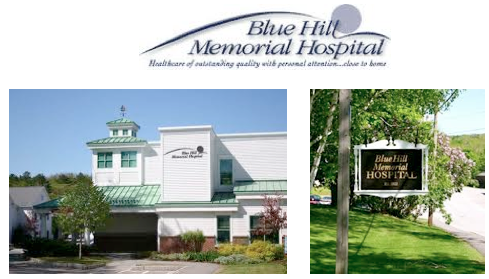 Blue Hill Hospital is only eight miles from Kill Kare.