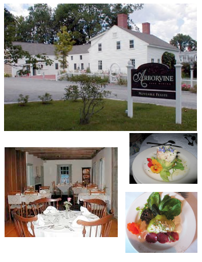 Celebrate with an evening of fine dining in a lovely setting.
