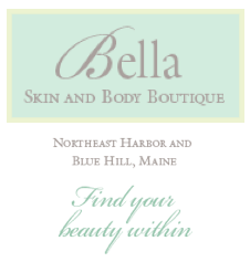 """""""High above the harbor, Bella Skin and Body Boutique offers rejuvenating scrubs, calming wraps, age-defying skin care, massage, yoga, pilates, and skin, nail and hair treatments to make you look as beautiful as you feel."""""""