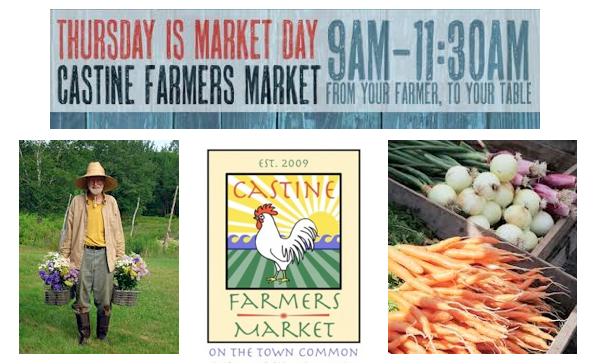 Castine Farmers' Market