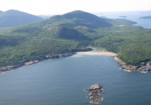 The Beehive and Sand Beach - a nice afternoon's activity